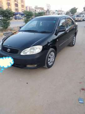 TOYOTA COROLLA XLI 2007 GOOD CAR
