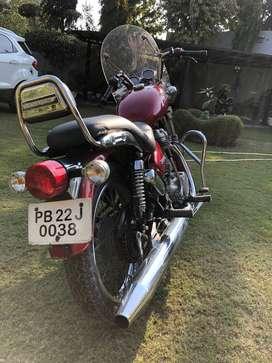Royal Enfield Thunderbird 350cc 2012  - 16K kms