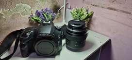 Jual Kamer DSLR Sony Alpha 58 Lensa Kit
