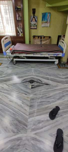 Hospital bed electronic
