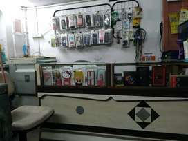 Mobile store at fixed price