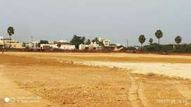 GUDA Approved plots in Rajahmundry Ready to move and Construction