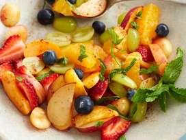 Fruit chaat  Chana Chaat  Karigar ki zarorat