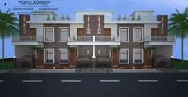 Palm villa 3bhk socity in noida extention