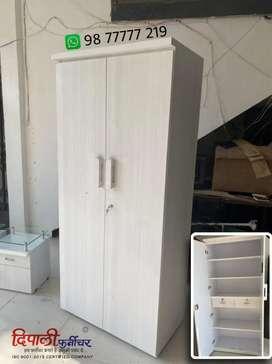 Stylish double door wardrobe at bapat chouraha