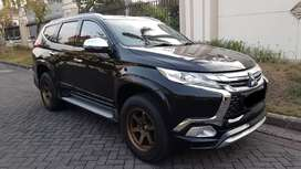 Mitsubishi new pajero sport Exceed model dakar 2017 Manual