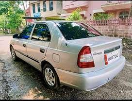 Hyundai accent power windows power steering petrol and Lpg