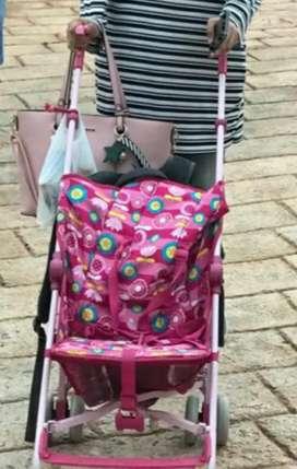 Stroller Mothercare Pink PRELOVED
