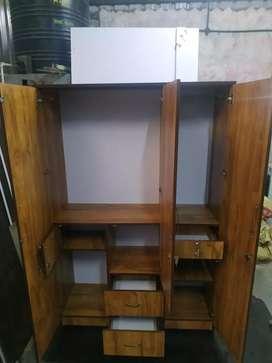 New 3 Door wardrobe Factory sale in pune
