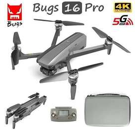 MJX Bugs 16 Pro B16 Pro EIS 5G WIFI FPV Dengan 3-axis Gimbal GPS DRONE