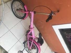 Jual sepeda lipat merek Family