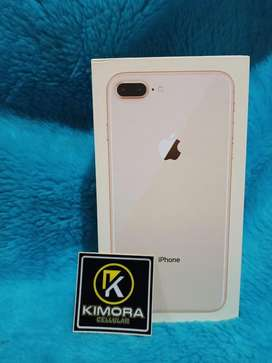 Ip 8plus 256gb new garansi 1 th new