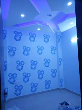 2bhk flat in sector-15 Dwarka with car parking