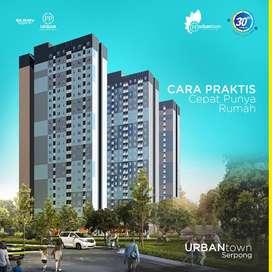 DP 0% Apartemen Murah di Pusat Kota Tangsel - Urban Town Serpong BUMN