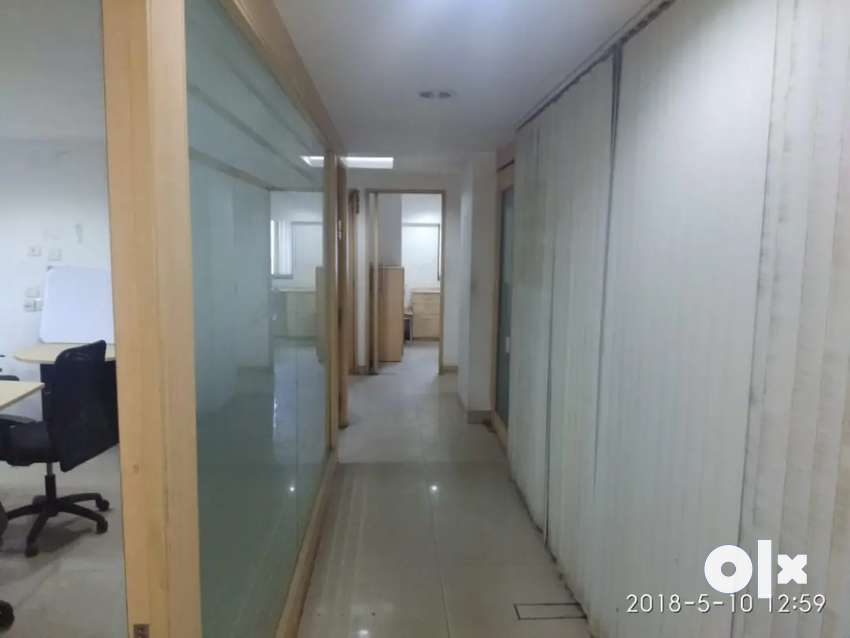 Fully furnished office 2000sqft near mate sq. Prime location 0