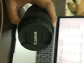 Canon 20 Megapixels, 55x Zoom DSLR Lens