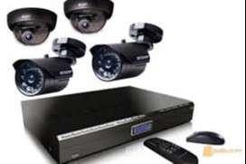 Cctv HDTVI gratis pasang dan setting online hanya di kami