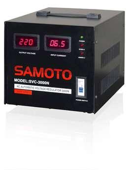 STABILIZER SAMOTO 3000 VA / SMT3000N STAVOLT STABILISER 3000 / SAMOTO