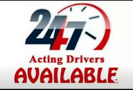 Experienced Driver Available on call