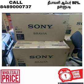 /32inch SONY ANDROID LED TV DIWALI 50% OFFER
