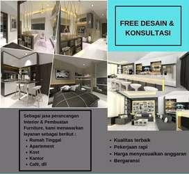 Jasa Interior design & Furniture