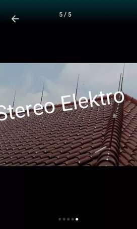 Stereo Elektro Petir