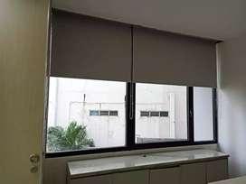 cover gorden horizontal vertikal roll blind harmonis 936
