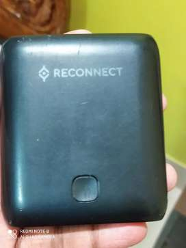 Power bank 1000mh reconnect original