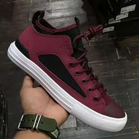 "Original Converse CT Ultra OX ""Burgundy Black"" BNIB"