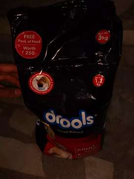 drools dog food 4.2 kg