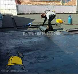 Aplikator ahli epoxy flooring, waterproofing proteksi beton, shotcrete