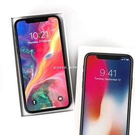 Ready iphone X proses cepat bisa dicicil barang new