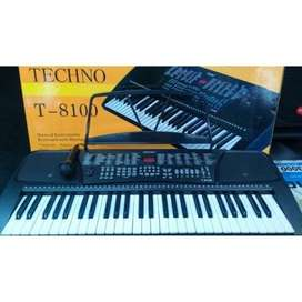 KEYBOARD PIANO TECHNO T8100