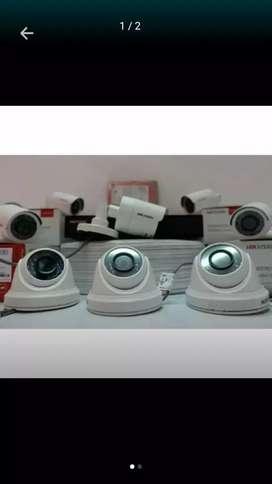 Paket kumplit kamera cctv murah bergaransi resmi