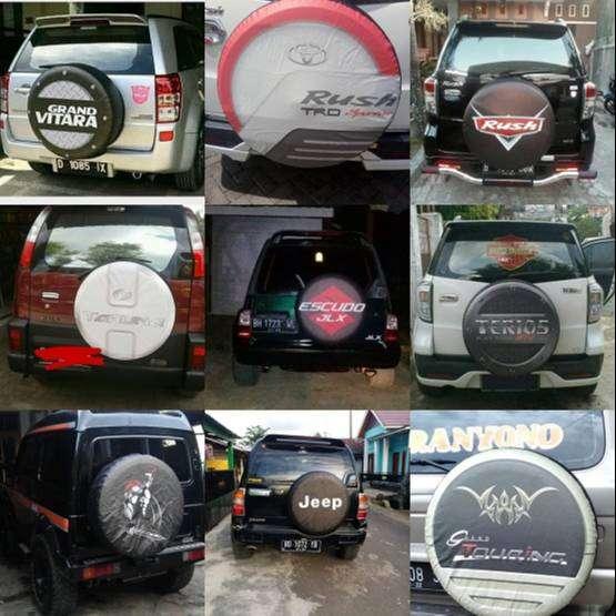 Cover/Sarung Ban Serep Jeep/Rush/Terios/dan lain No. 31 Terios Escudo 0