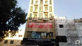 7 Story Commercial Plaza for Sale in Heart of Bahria Town Lahore