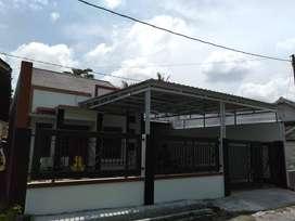 Rumah Murah Tanah Luas Cocok Hunian di Jln Kaliurang km 13 dkt UII