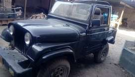 Jeep vileez CJ 5