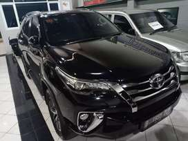 Toyota Fortuner VRZ AT 2.4 2016 Good Condition