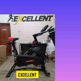 sepeda statis spin spinning bike TL 930 K-74 alat fitnes olahraga