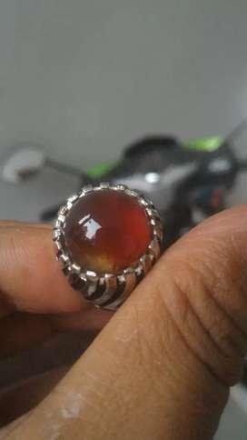 Natural batu cincin akik katilayu ajib