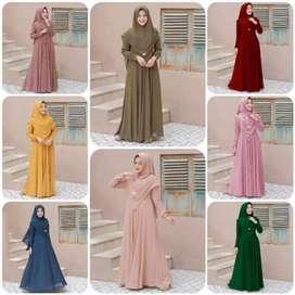Hijab Syar'i Dewasa