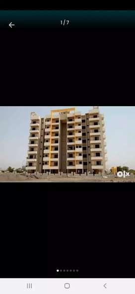 Flat for rent in pimprala jalgaon in 4500
