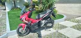 Honda adv 150 abs merah ferary