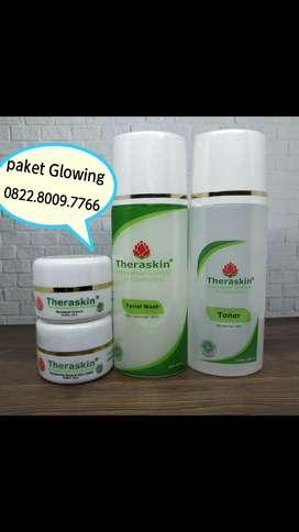 Paket Theraskin Glowing Ori.