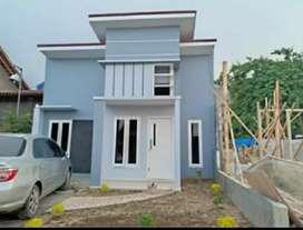 Rumah strategis ready dekat Polsek Tanjung clouster mahkota