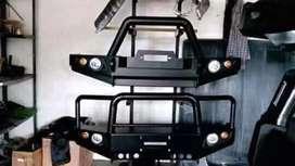 Bumper Depan Taft Rocky