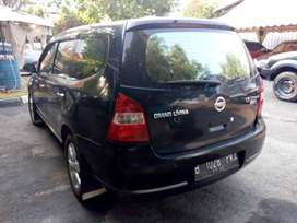 Nissan Grand Livina AT 2010 (harga lelang)