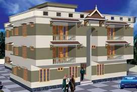 3 Bed Room Flat For Sale in Punkunnam