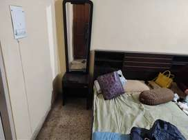 Modular Bed with Dressing Table for Sale